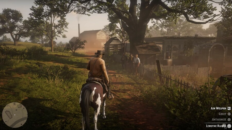 Feature Full Red Dead Redemption 2 Gameplay Trailer
