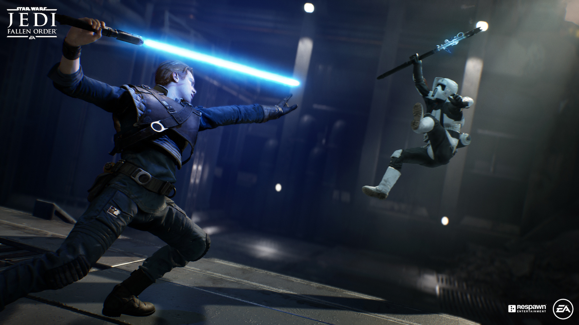 E3 No You Can T Dismember People In Star Wars Jedi Fallen Order