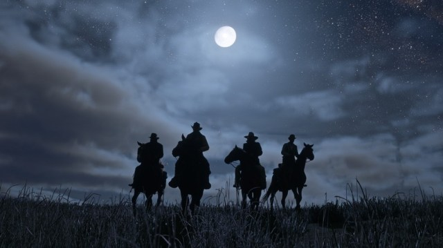 Red Dead Redemption 2 Gameplay PS4 PlayStation 4