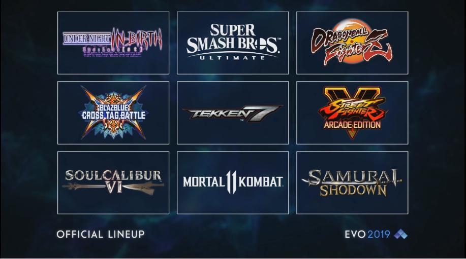 Upcoming Fighters Mortal Kombat 11 And Samurai Shodown Make The Cut For Evo 2019 Push Square
