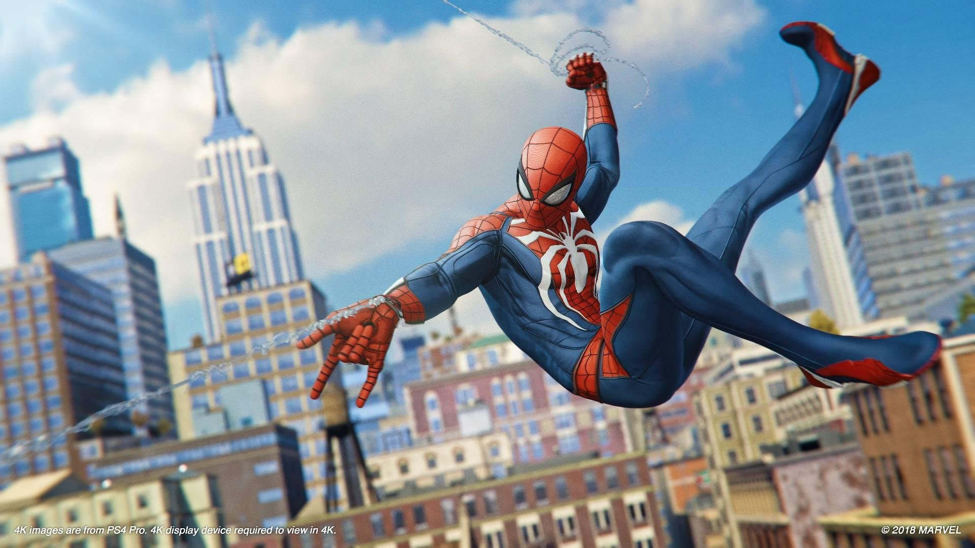 Spider Man PS4 All Easter Eggs And References Guide