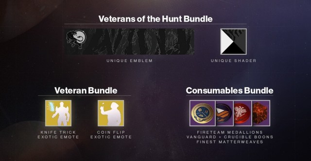 Destiny 2 all expansions
