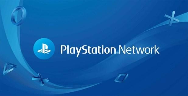 PSN PlayStation Network PS4 1