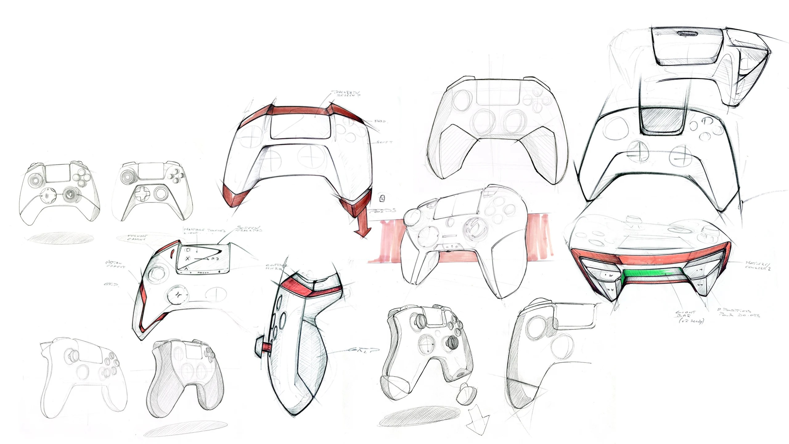How A French Firm Created Ps4 S Answer To The Xbox Elite
