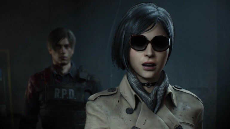 Resident Evil 2 Hands On PS4 PlayStation 4 2