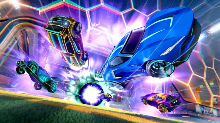 Rocket League PS5 PlayStation 5 1