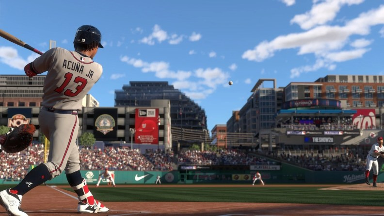 MLB The Show 21 Pitching to PS5 and PS4, News in February - Push Square