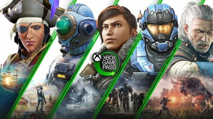 Xbox Game Pass PS4 PlayStation 4 1
