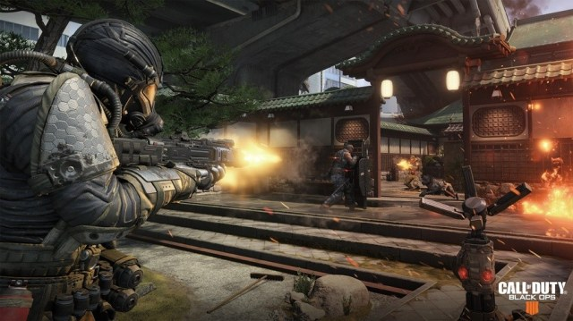 Call Of Duty Black Ops 4 Blackout PS4 PlayStation 4 1