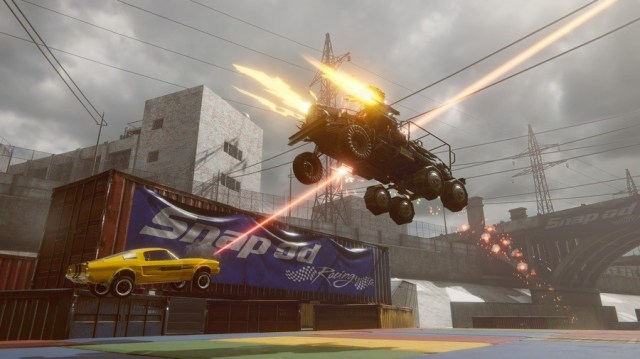 Vroom Kaboom PS4 Review 1