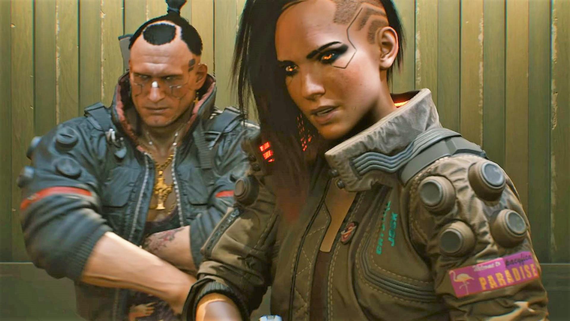 Petition Fur You Re Breathtaking Trophae In Cyberpunk 2077 Gestartet