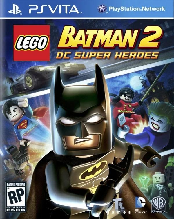 LEGO Batman 2 DC Super Heroes Review PS Vita Push Square