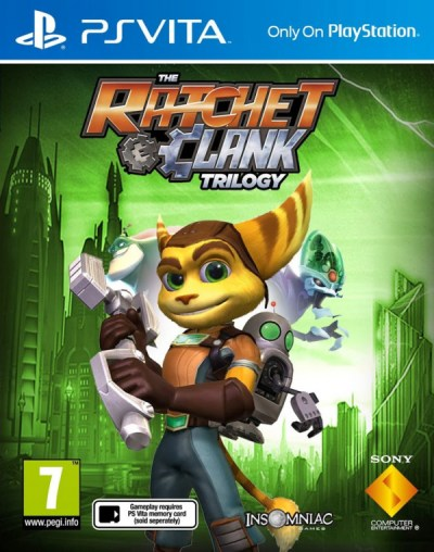 Ratchet And Clank Trilogy: Review Part 1