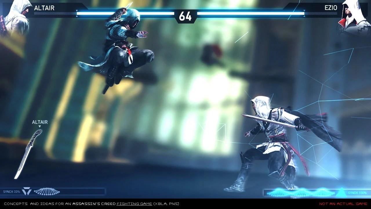Risultati immagini per Assassin's Creed Duel