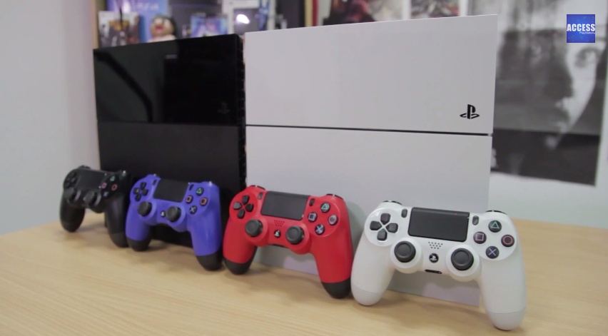 How Delicious Does That White Destiny PS4 Look Out Of Its