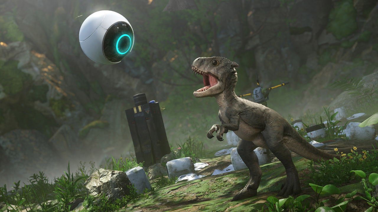 Video Robinson The Journey Walks With Dinosaurs On PlayStation VR Push Square