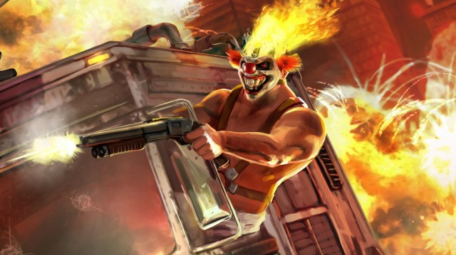 Twisted Metal PS4 Sony Multiplayer Games 2