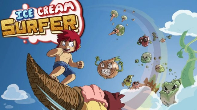 Ice Cream Surfer PS4 Review