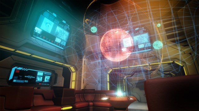 The Persistence Interview PS4 PSVR Sony 3