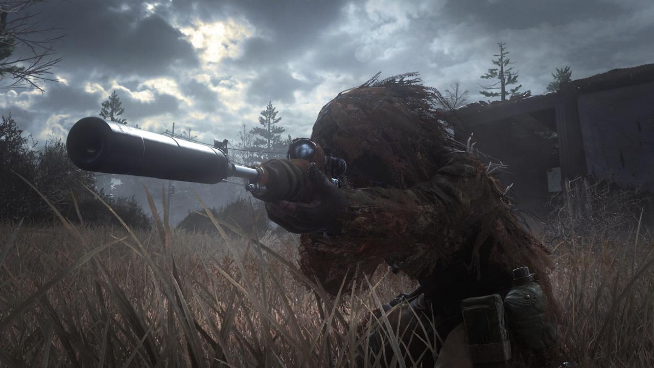 Call Of Duty Modern Warfare Remastered All Intel