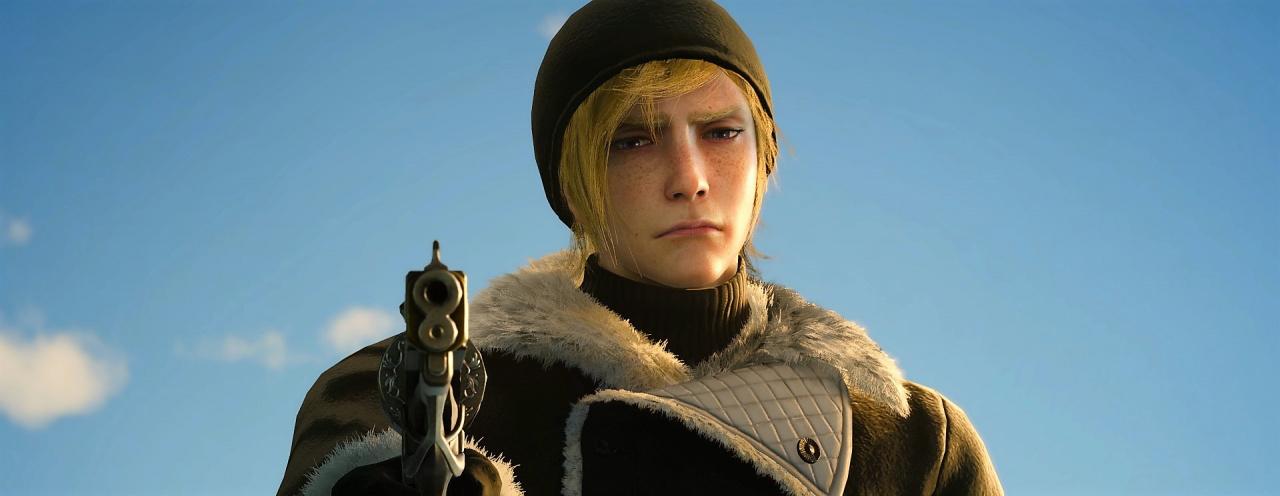Final Fantasy XV Episode Prompto Review PS4 Push Square