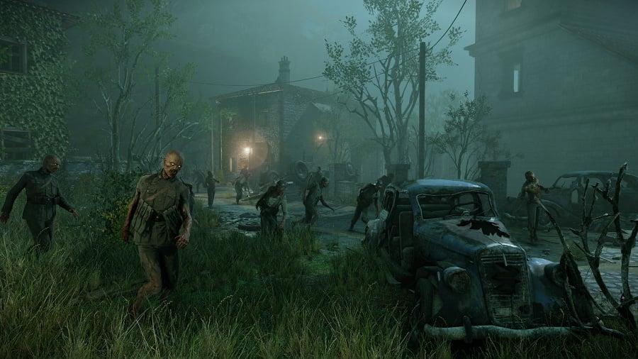 Zombie Army 4: Dead War Review - Captura de pantalla 1 de 4