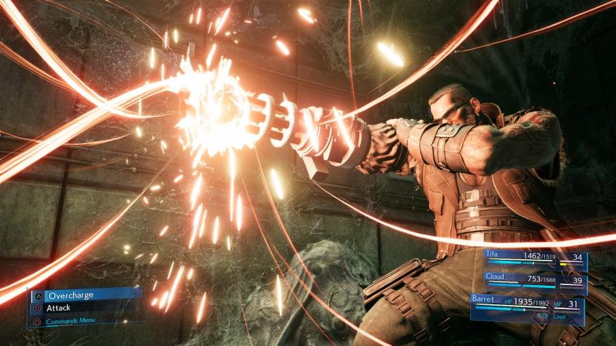 Revisión de Final Fantasy VII Remake - Captura de pantalla 1 de 9