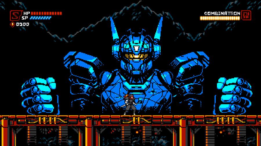 Revisión de Cyber Shadow - Captura de pantalla 1 de 3