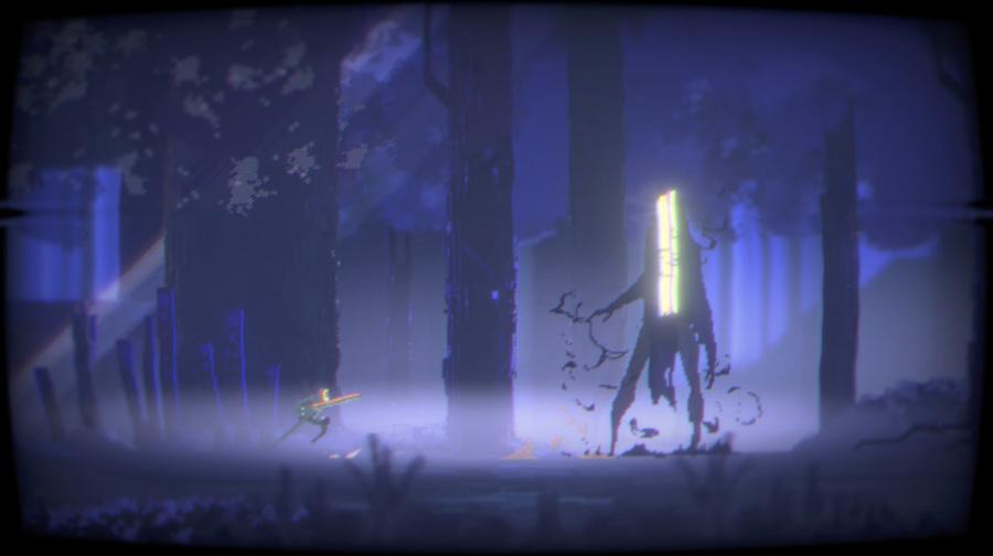 Revisión de Narita Boy - Captura de pantalla 1 de 9