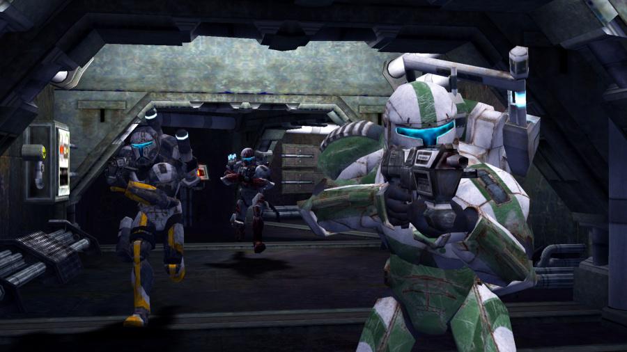 Revisión de Star Wars Republic Commando - Captura de pantalla 1 de 6