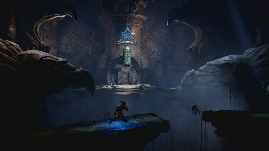 Oddworld: Soulstorm Review - Captura de pantalla 1 de 4