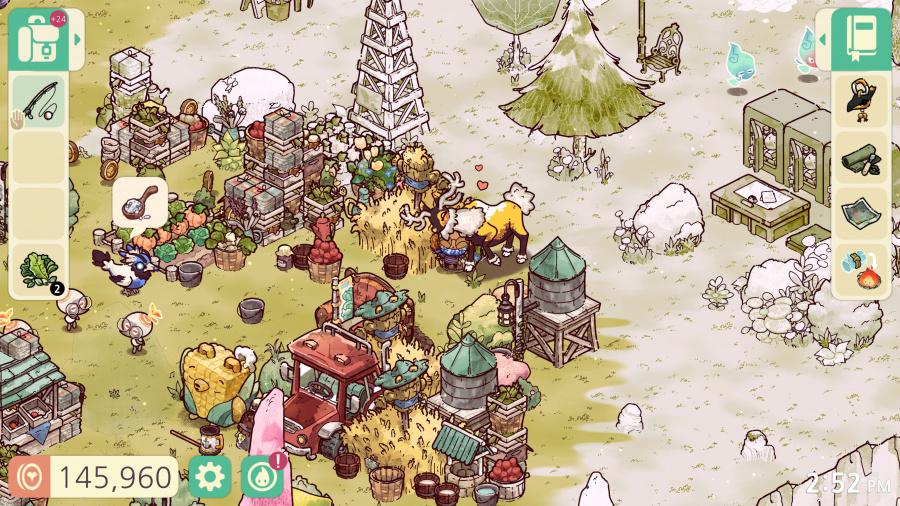Revisión de Cozy Grove - Captura de pantalla 1 de 8