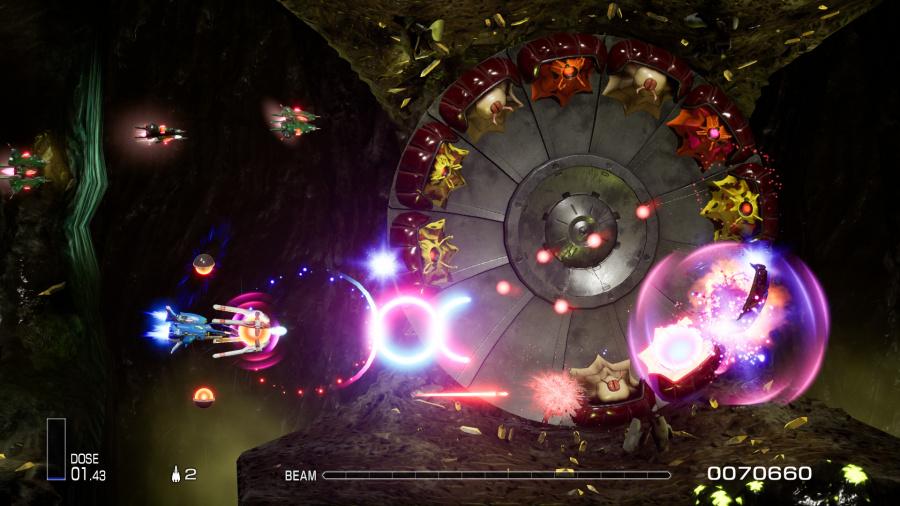 Revisión de R-Type Final 2 - Captura de pantalla 1 de 6