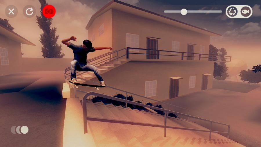 Revisión de Skate City - Captura de pantalla 1 de 6