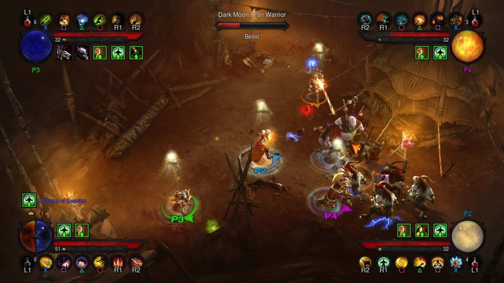 Diablo III PS3 PlayStation 3 Screenshots