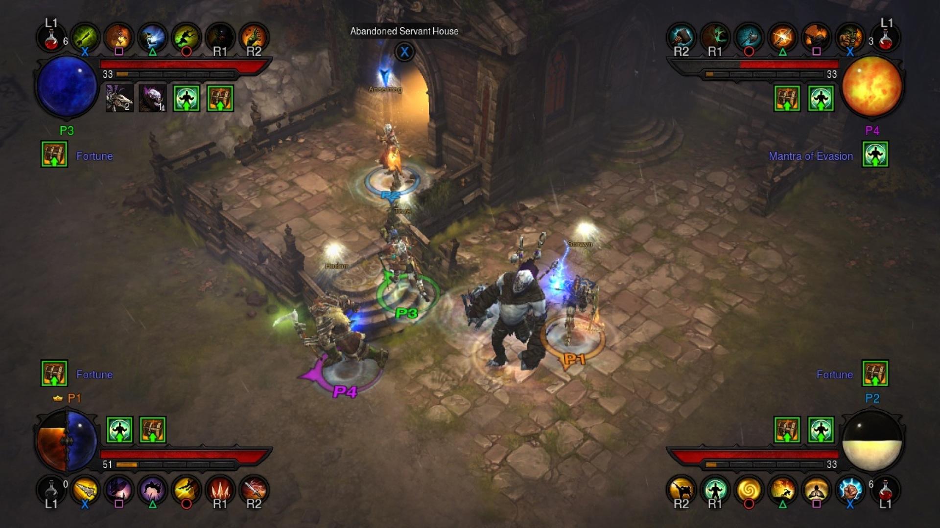 Diablo Iii Ps3 Playstation 3 Game Profile