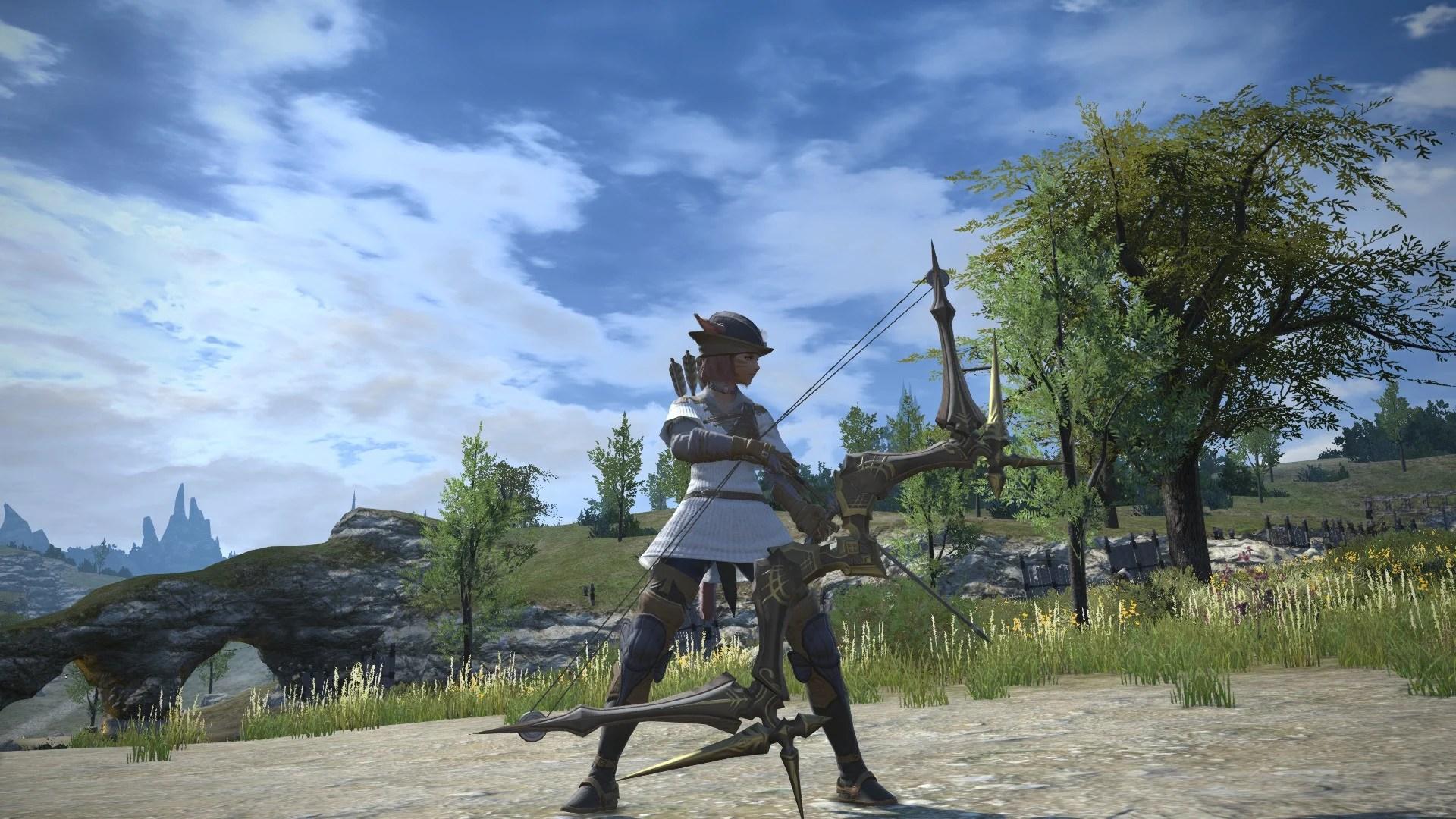 Final Fantasy XIV Online A Realm Reborn PS3 PlayStation 3 News Reviews Trailer Amp Screenshots