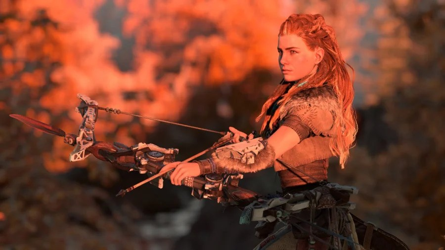 Revisión de Horizon Zero Dawn - Captura de pantalla 1 de 4