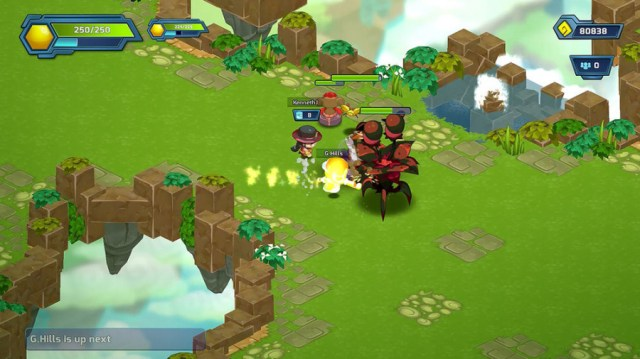 Next Up Hero Review - Screenshot 1 of 3