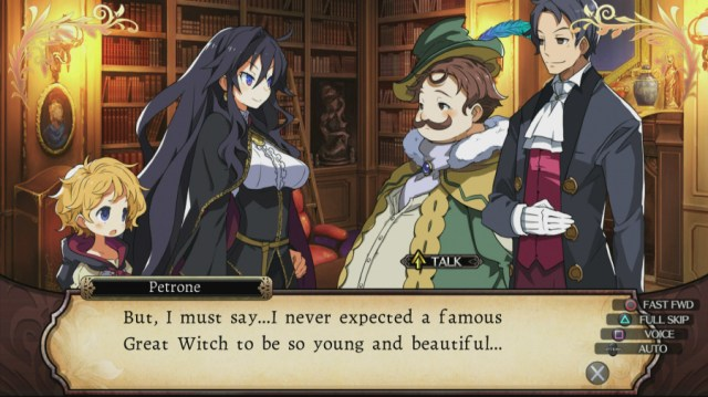 Labyrinth of Refrain: Coven of Dusk Review - Screenshot 5 of 5