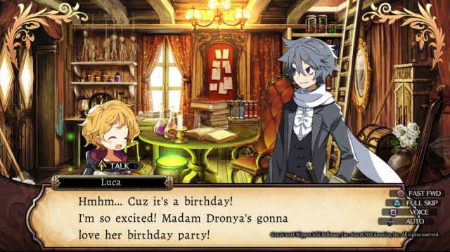 Labyrinth of Refrain: Coven of Dusk Review - Screenshot 1 of 5