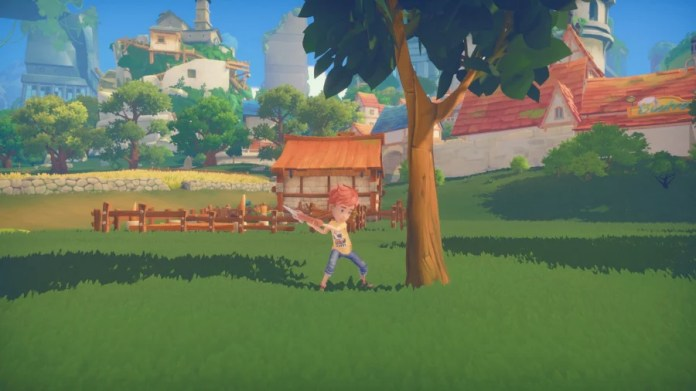 My Time at Portia Review - Screenshot 3 of 4