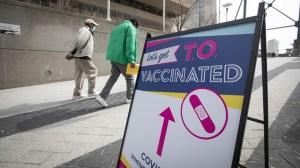 Vaccination: tous les rendez-vous comblés pour le mois de mai à Toronto