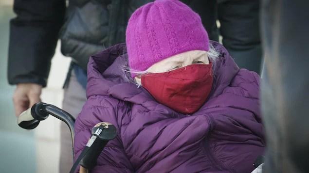 La vaccination à domicile de certains aînés suscite l'intérêt dans l'Est-du-Québec