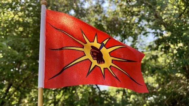 L'héritage du drapeau des Warriors