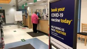 La vaccination s'accélère en Saskatchewan