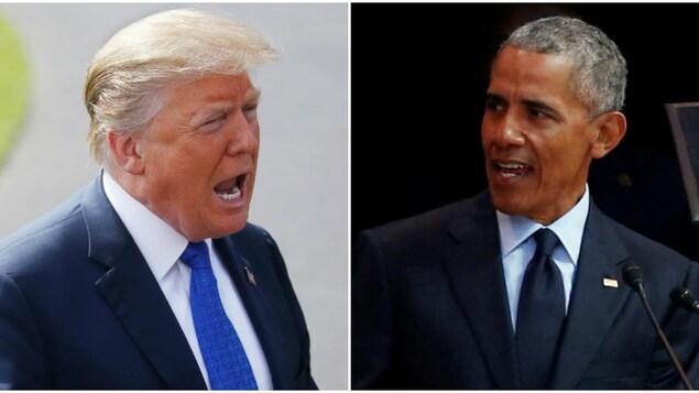 Barack Obama sort de sa réserve et fustige la gestion de la pandémie par Donald Trump