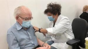 Un objectif de 600 vaccinateurs et 40000 doses par semaine en juin dans la région