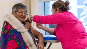 Vaccination intensive au Yukon à compter de la mi-janvier
