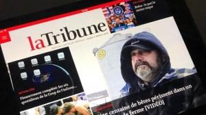 La Tribune et La Voix de l'Est passent à l'abonnement numérique